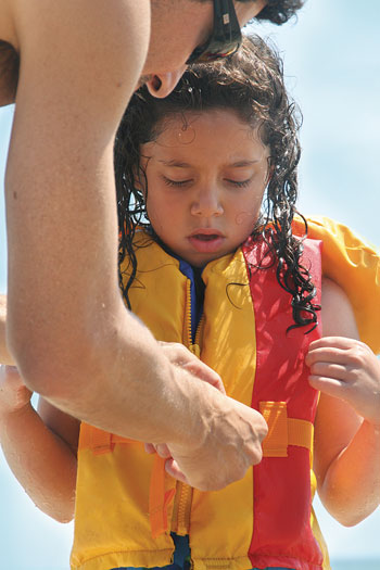 DeMars_lifejacket Summer Safety Times Publishing Group Inc tpgonlinedaily.com