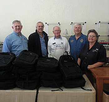 Back to School Backpack Drive: Scotts Valley VCUM — Times Publishing