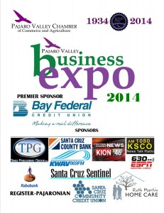 Chamber Business Expo @ Harvest Building - Santa Cruz County Fairgrounds