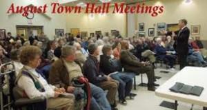 Congressman Farr's August Town Hall Schedule @ PEACE United Church of Christ | Santa Cruz | California | United States
