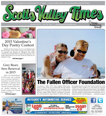 Latest Scotts Valley Times E-edition