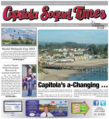 Latest Capitola Soquel Times E-edition