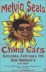 Melvin Seals with the China Cats @ Don Quixote's