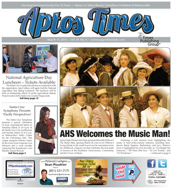 Latest Aptos Times E-edition