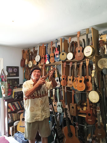 Ukulele Dick's Music and Memory — TPG, Inc