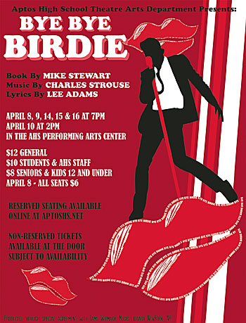 A11604Birdie_poster Bye Bye Birdie Times Publishing Group Inc tpgonlinedaily.com
