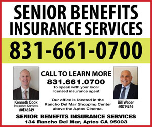 Senior Benefits Insurance Services • 831-661-0700