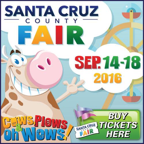 Santa Cruz County Fair Tickets