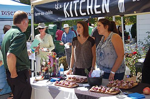 Taste Of Santa Cruz Second Harvest Food Bank