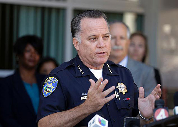 Santa Cruz Police: ICE Lied to Us About Immigration Arrests