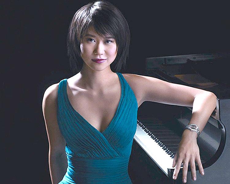 Yuja Wang Times Publishing Group Inc tpgonlinedaily.com