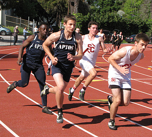 Aptos Track Times Publishing Group Inc tpgonlinedaily.com