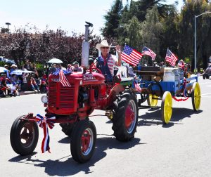 Watsonville 4th of July Parade & Fireworks Show @ St. Patrick's Church
