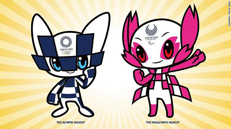 Olympic Mascot Times Publishing Group Inc tpgonlinedaily.com