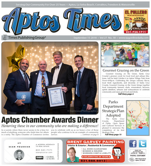 Aptos Times Publishing Group Inc tpgonlinedaily.com