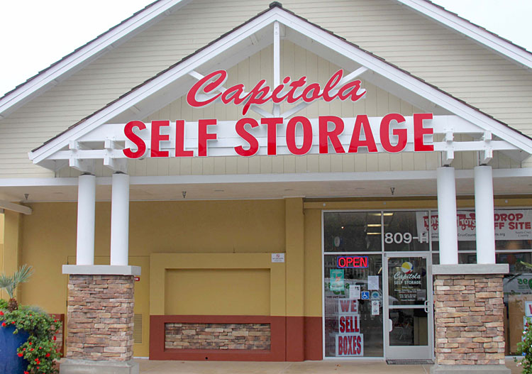 Capitola Self Storage Times Publishing Group Inc tpgonlinedaily.com