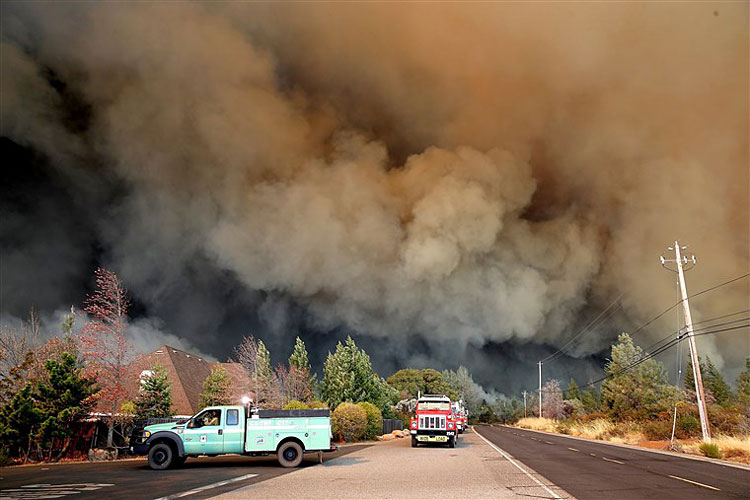 California Wildfires Times Publishing Group Inc tpgonlinedaily.com