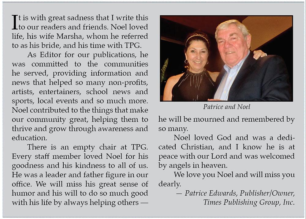 Noel Times Publishing Group Inc tpgonlinedaily.com